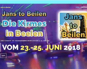 jans to beilen kirmes in beelen